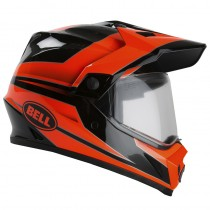 KASK BELL MX-9 ADVENTURE MIPS STRYKER FLO ORANGE