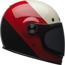 KASK BELL BULLITT TRIPLE THREAT RED/BLACK