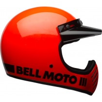 KASK BELL MOTO-3 CLASSIC FLO ORANGE