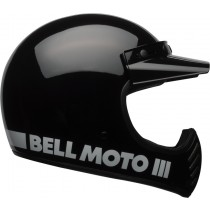 KASK BELL MOTO-3 CLASSIC BLACK