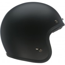 KASK BELL CUSTOM 500 SOLID BLACK MATT