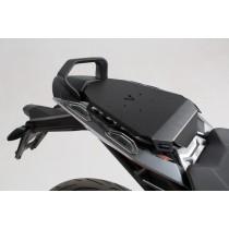 SEAT-RACK STELAŻ POD PŁYTĘ MONTAŻOWĄ KUFRA BLACK KTM 1290 SUPER DUKE GT (16-) SW-MOTECH