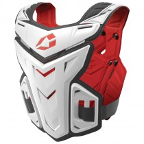 BUZER EVS F1 CHEST PROTECTOR WHITE OS