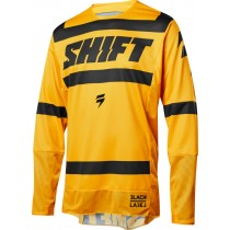 BLUZA SHIFT 3LACK STRIKE YELLOW