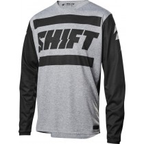 BLUZA SHIFT R3CON DRIFT STRIKE LIGHT GREY