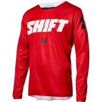 BLUZA SHIFT WHIT3 NINETY SEVEN RED