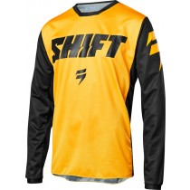 BLUZA SHIFT JUNIOR WHIT3 NINETY SEVEN YELLOW