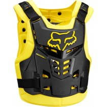BUZER FOX PROFRAME LC BLACK/YELLOW