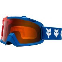GOGLE FOX AIR SPACE DRAFTR BLUE - SZYBA RED (1 SZYBA W ZESTAWIE)