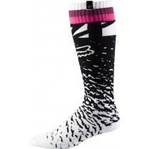 SKARPETY FOX LADY MX BLACK/PINK OS