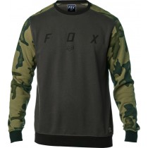 BLUZA FOX DISTRICT BLACK VINTAGE M