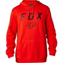BLUZA FOX Z KAPTUREM LEGACY MOTH FLAME RED