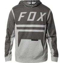 BLUZA FOX Z KAPTUREM MOTH BLACK