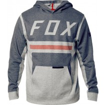BLUZA FOX Z KAPTUREM MOTH MIDNIGHT