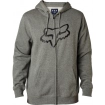 BLUZA FOX Z KAPTUREM NA ZAMEK LEGACY FOXHEAD HEATHER GRAPHITE L