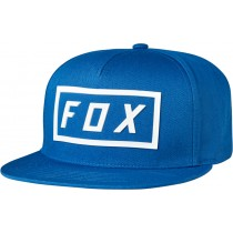 CZAPKA Z DASZKIEM FOX FUMED BLUE OS
