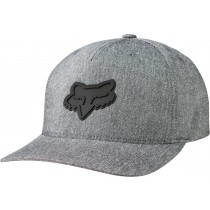 CZAPKA Z DASZKIEM FOX HEADS UP 110 HEATHER GREY OS
