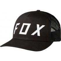 CZAPKA Z DASZKIEM FOX LADY MOTH BLACK OS