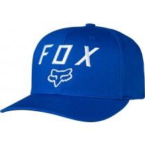 CZAPKA Z DASZKIEM FOX LEGACY MOTH 110 BLUE OS