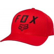 CZAPKA Z DASZKIEM FOX LEGACY MOTH 110 RED OS