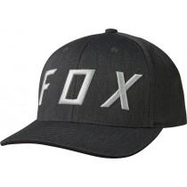CZAPKA Z DASZKIEM FOX MOTH 110 HEATHER BLACK OS