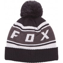 CZAPKA ZIMOWA FOX BLACK DIAMOND POM BLACK OS