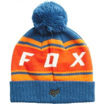 CZAPKA ZIMOWA FOX BLACK DIAMOND POM DUST BLUE OS