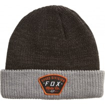CZAPKA ZIMOWA FOX SNO CAT ROLL HEATHER GRAPHITE OS