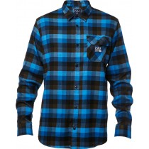 KOSZULA FOX ROVAR FLANNEL DUST BLUE M