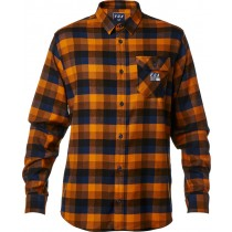 KOSZULA FOX ROVAR FLANNEL ORANGE