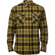 KOSZULA FOX TRAILDUST FLANNEL DARK FATIGUE L