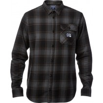KOSZULA FOX VOYD FLANNEL DARK GREEN M