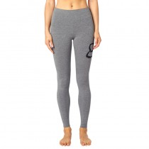 LEGINSY FOX LADY ENDURATION LEGGING HEATHER GRAPHITE