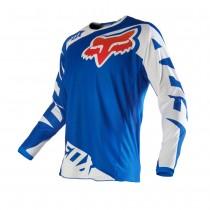Bluza motocyklowa FOX 180 RACE JSY Blue rozmiar L