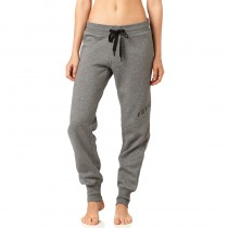 SPODNIE FOX LADY AGREER SWEATPANT HEATHER GRAPHITE