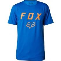 T-SHIRT FOX CONTENDED TECH DUST BLUE