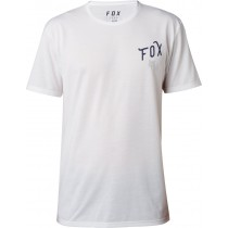 T-SHIRT FOX CURRENTLY TECH OPTIC WHITE