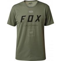 T-SHIRT FOX GROWLED TECH DARK FATIGUE