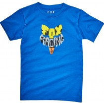 T-SHIRT FOX JUNIOR KIDS LYRUH TRUE BLUE KM