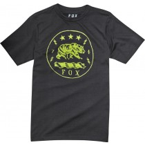 T-SHIRT FOX JUNIOR REVEALER BLACK