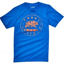 T-SHIRT FOX JUNIOR REVEALER TRUE BLUE