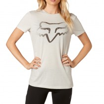 T-SHIRT FOX LADY CERTAIN COOL GREY S