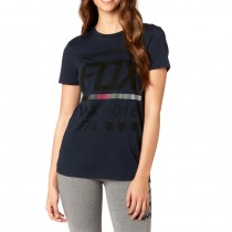 T-SHIRT FOX LADY DRAFTR MIDNIGHT