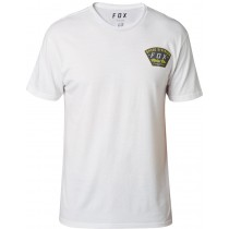 T-SHIRT FOX SEEK AND CONSTRUCT TECH OPTIC WHITE
