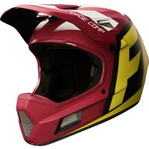 KASK ROWEROWY FOX RAMPAGE COMP CREO YELLOW/BLACK L