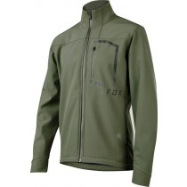 KURTKA ROWEROWA FOX ATTACK FIRE SOFTSHELL DARK FATIGUE L