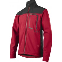 KURTKA ROWEROWA FOX ATTACK FIRE SOFTSHELL DARK RED M