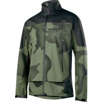 KURTKA ROWEROWA FOX ATTACK WATER FATIGUE CAMO