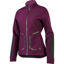 KURTKA ROWEROWA FOX LADY ATTACK FIRE SOFTSHELL PLUM