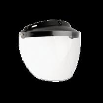 SZYBA BELL CUSTOM 500 MXL 3-SNAP FLIP CLEAR